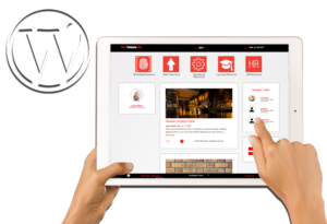 wordpress intranet extranet